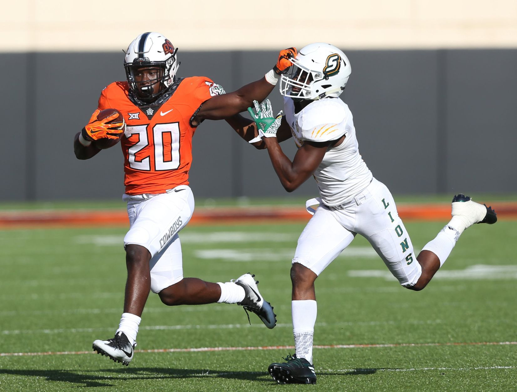 Carr transferring from Oklahoma State