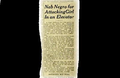 Tulsa Race Massacre: After Tulsa Tribune article, a crowd began gathering