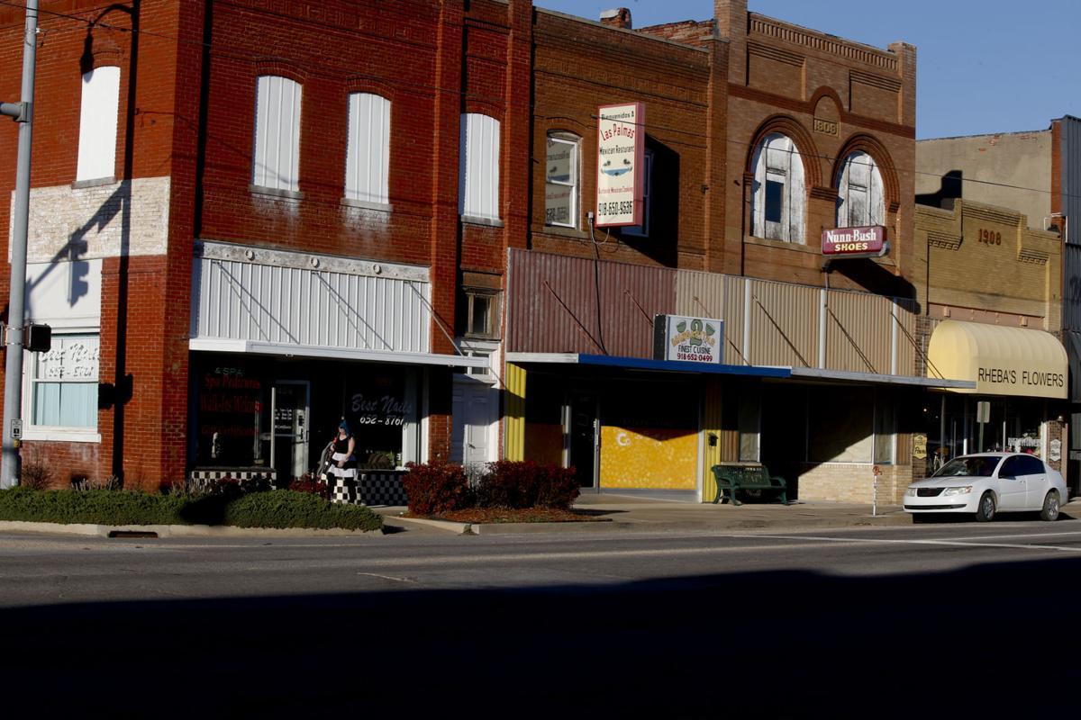 Downtown Henryetta