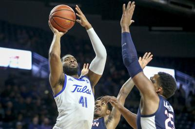 Tulsa Golden Hurricane vs Connecticut Huskies (copy)