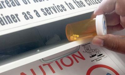 Prescription Drug Disposal (copy) (copy)