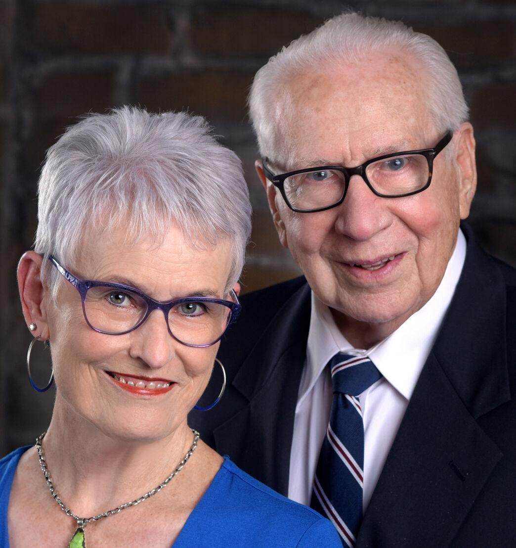 Phyllis and George Carlton