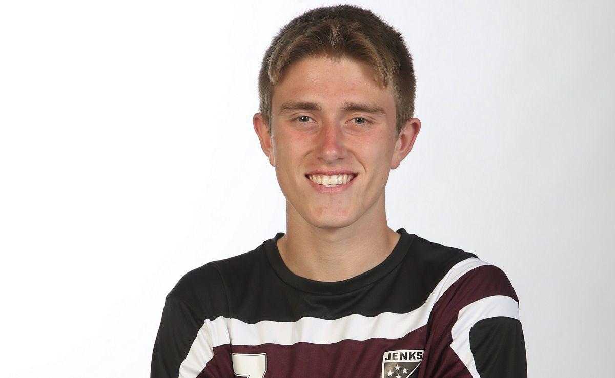 All-World boys soccer finalist: Jenks junior midfielder Will Edwards