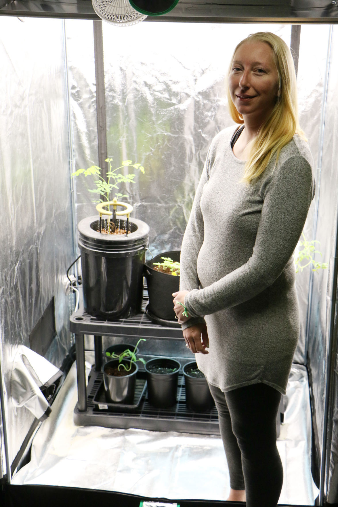 A Growing Business: Pot-growing classes offered at indoor gardening