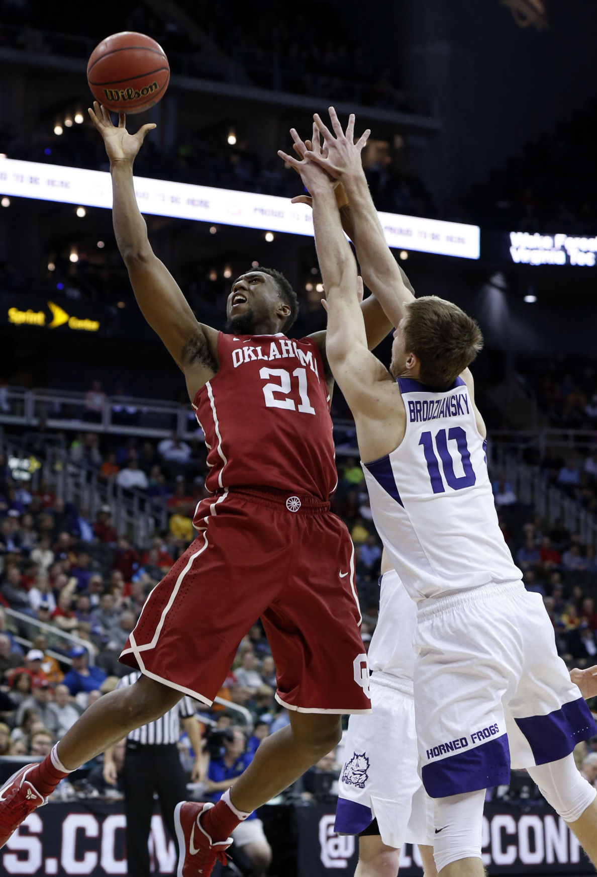 OU basketball: Dante Buford, Darrion Strong-Moore will