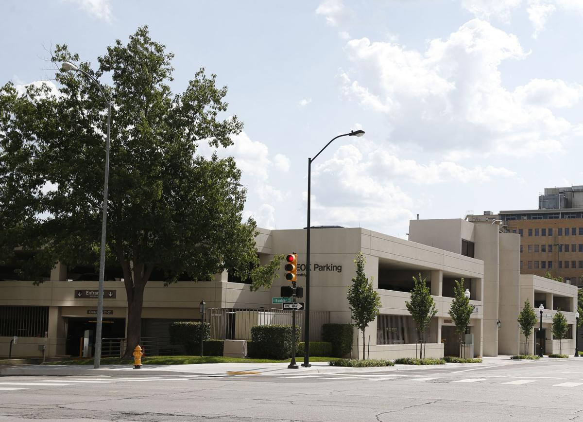 Location of the Medical Arts Building