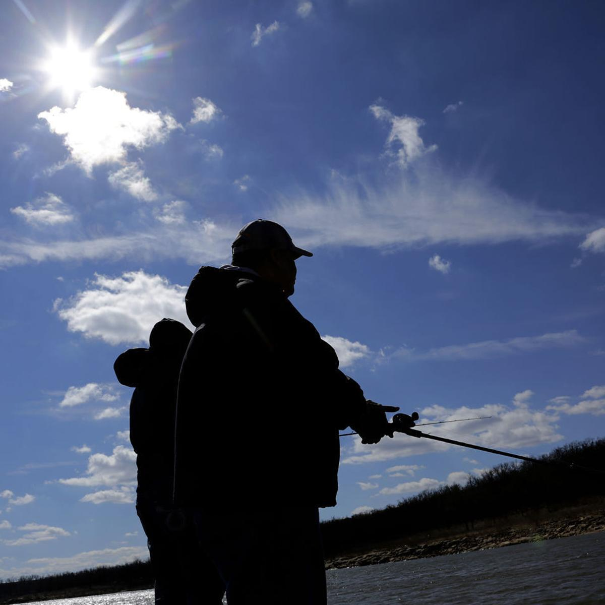 State Fishing Report Sports Tulsaworld Com