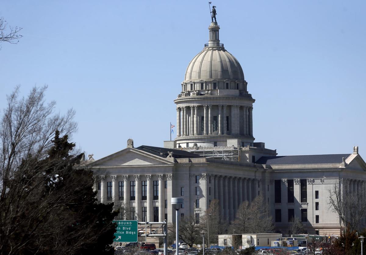 Oklahoma Capitol (copy)