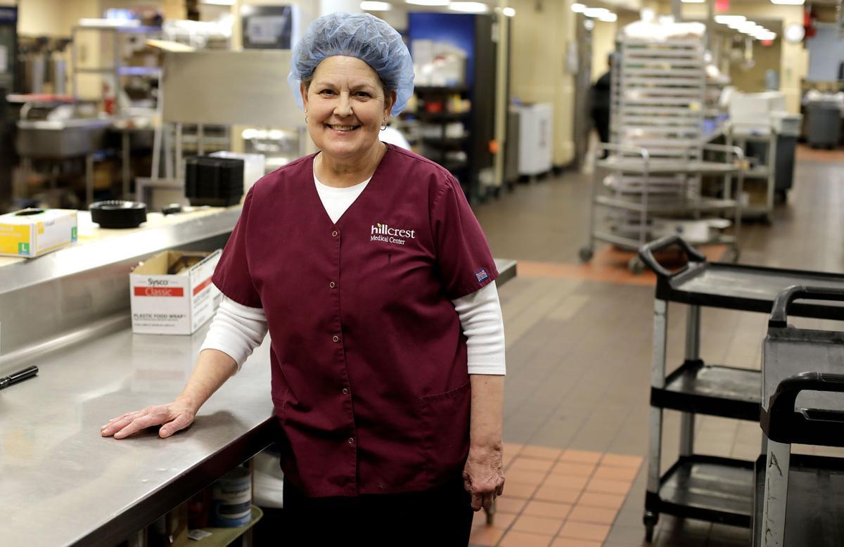 Workforce: Hillcrest Medical Center meal delivery 'part of