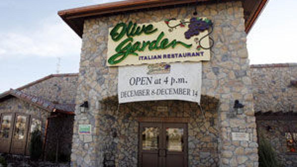 Olive Garden Set To Open Business News Tulsaworld Com