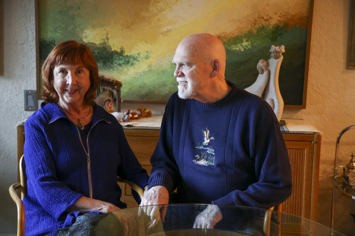 Tulsa World Magazine love story contest grand prize winner: 'He's the one'
