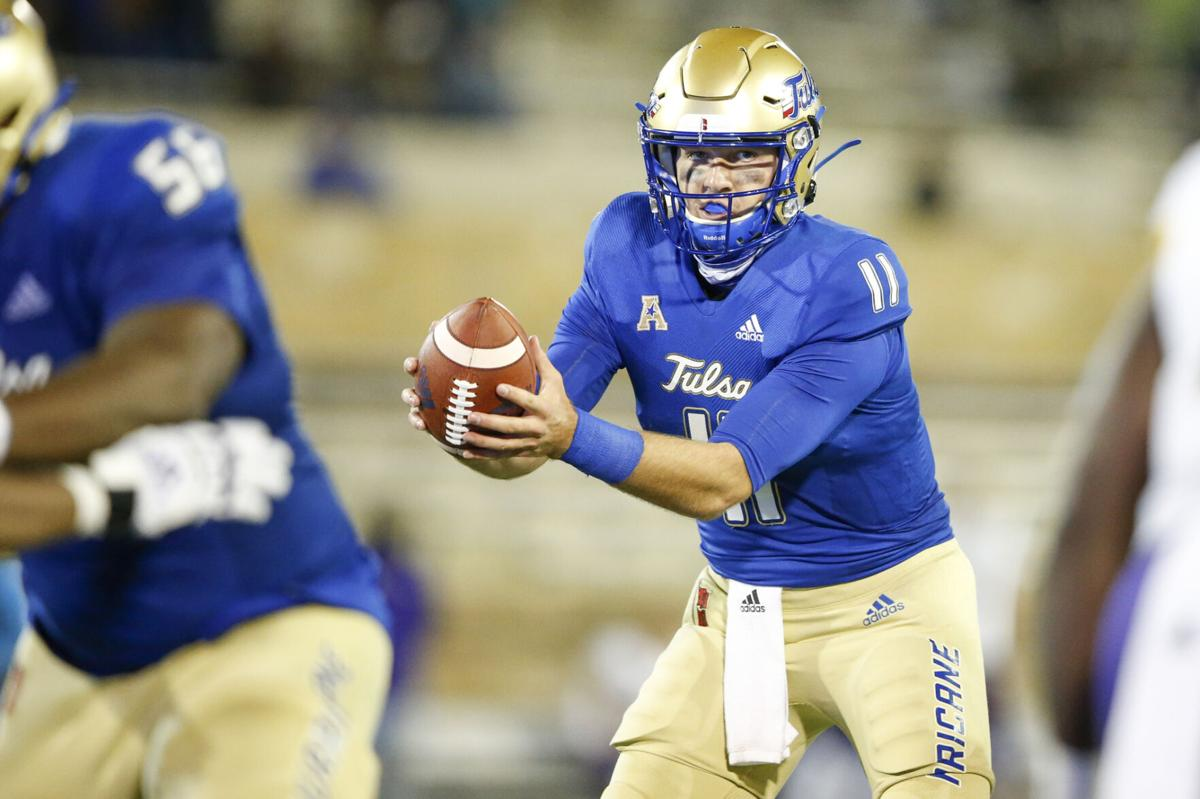 Tulsa Golden Hurricane vs East Carolina Pirates