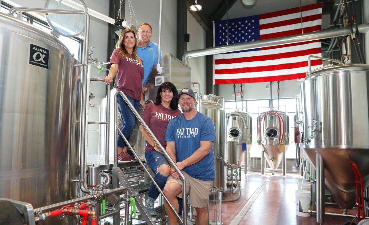 Fat Toad Brewing