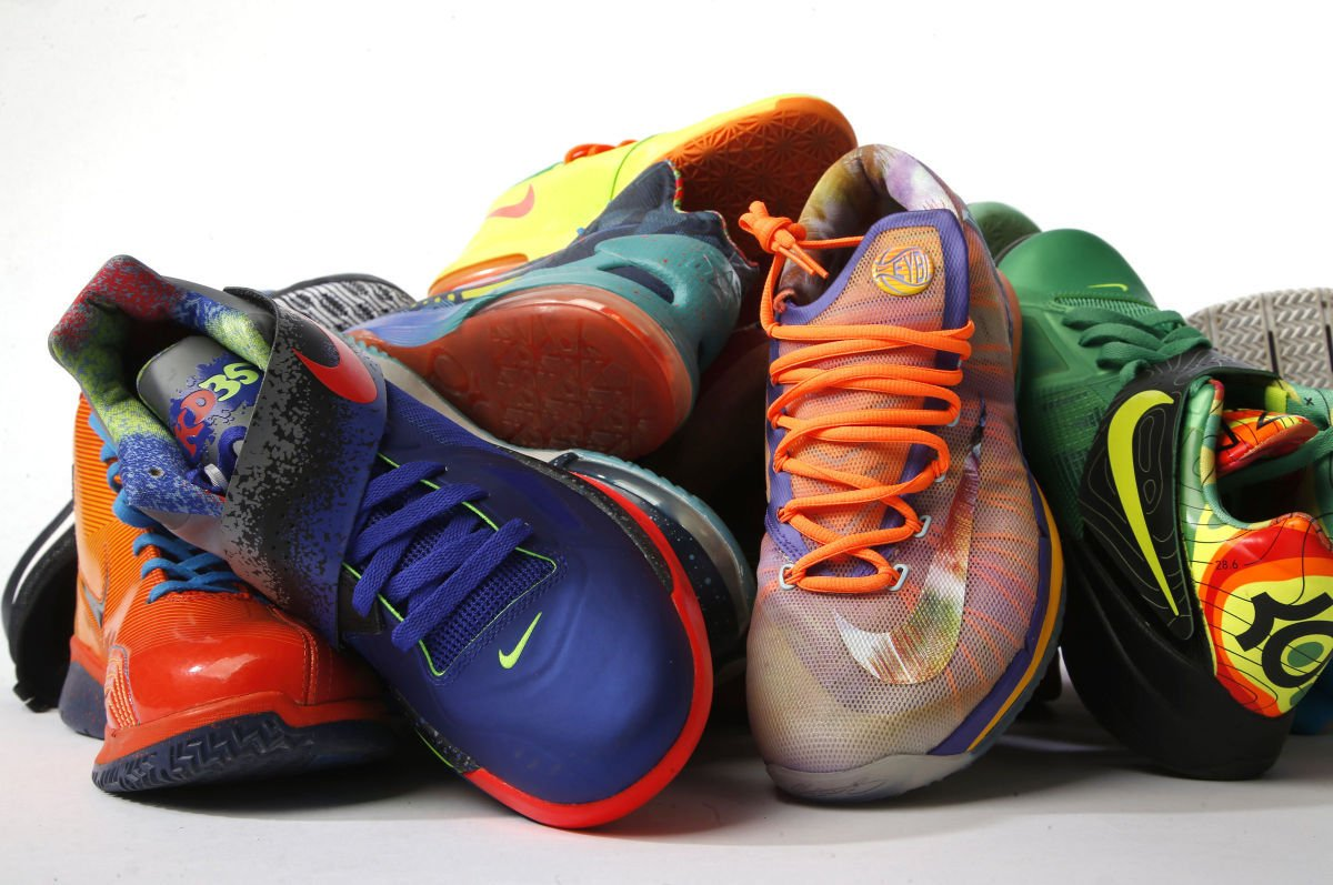 Get your kicks: Rise of shoe collecting leads to Kicklahoma event |  Features | tulsaworld.com