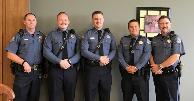 National Police Week: Introducing Coweta\'s newest police officers ...