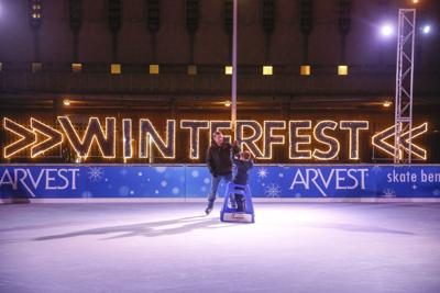Winterfest Ice Dec 06