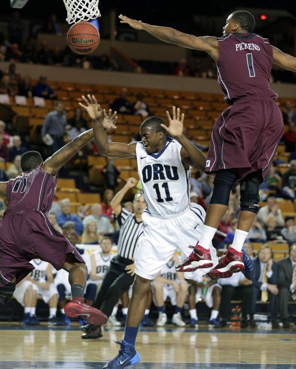Oral Roberts Basketball 65