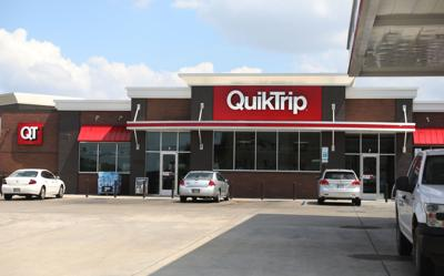 QuikTrip razes south Tulsa location to make way for new