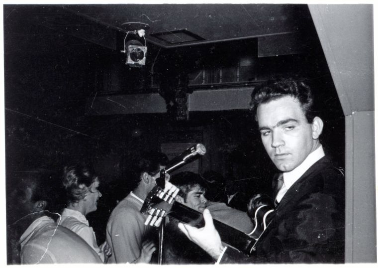 J.J. Cale in the 1960s