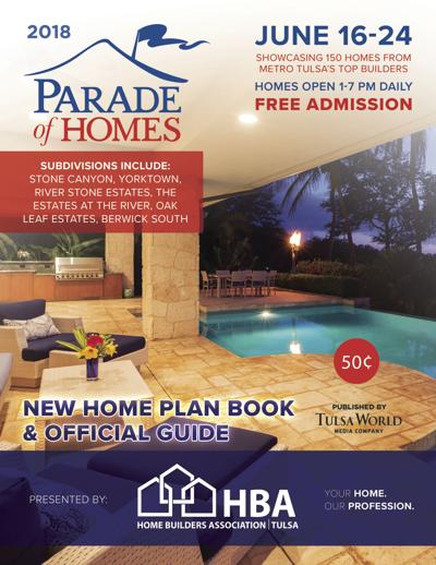 Greater Tulsa Parade of Homes begins Saturday | Work & Money