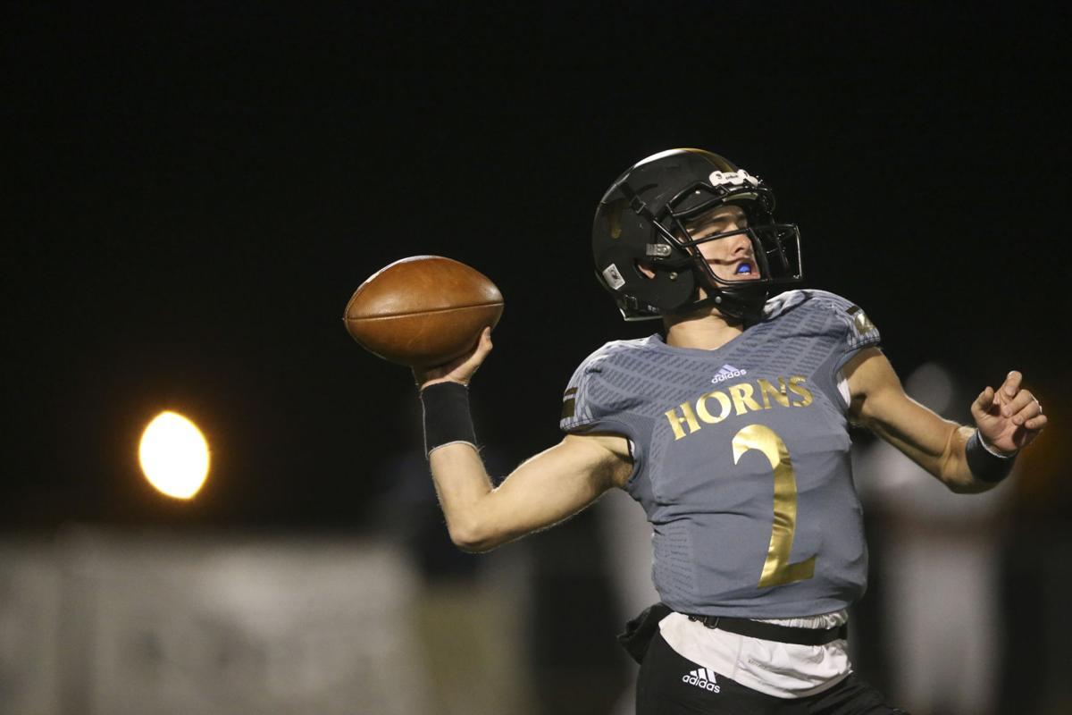 Quarterback nominee: Landen Prows, Inola