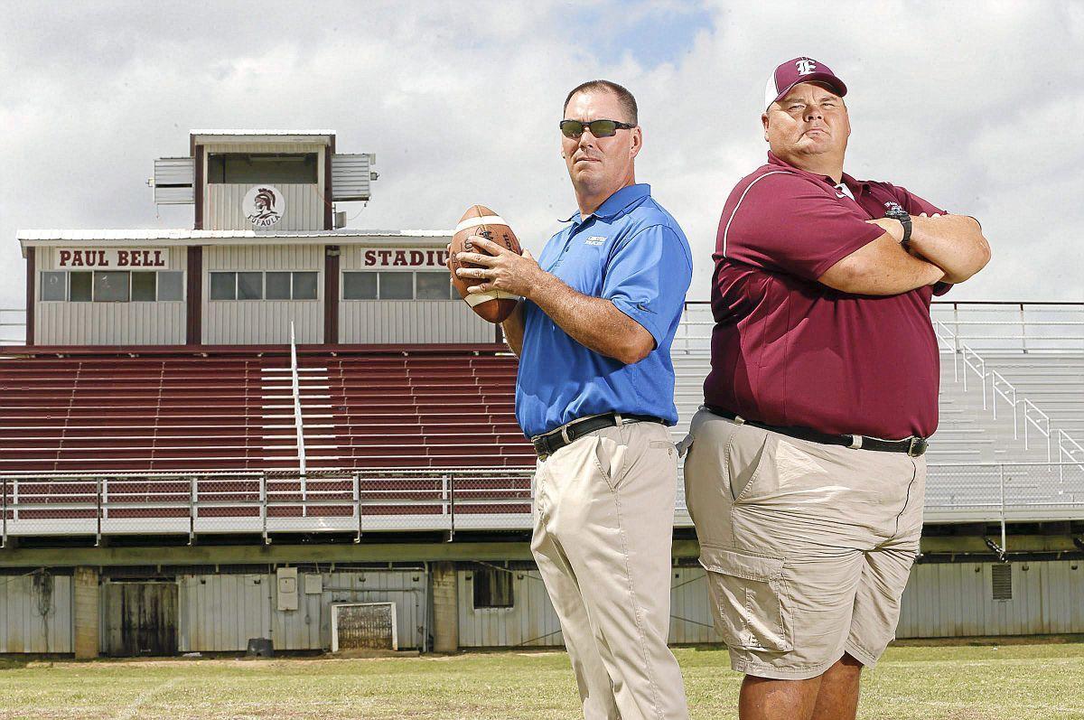 High school rivals meet again 8