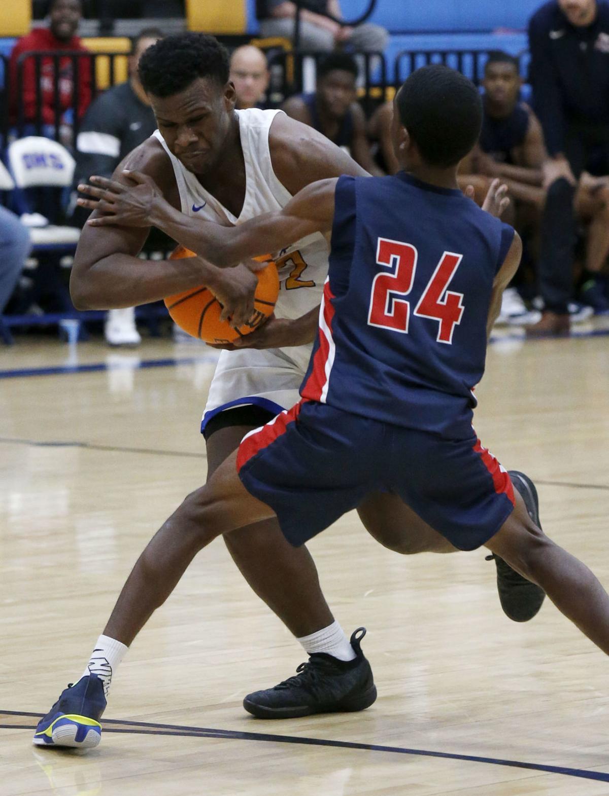 Oologah Basketball tournament