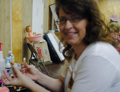 Rebecca Amberg makes dolls whole again | News | tulsaworld com