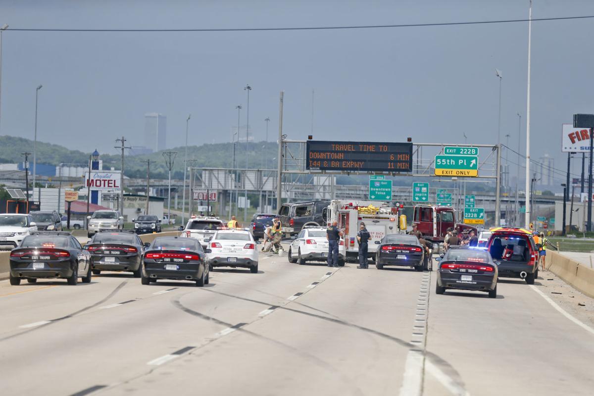 Update: Police capture man accused in Utica Square Tulsa