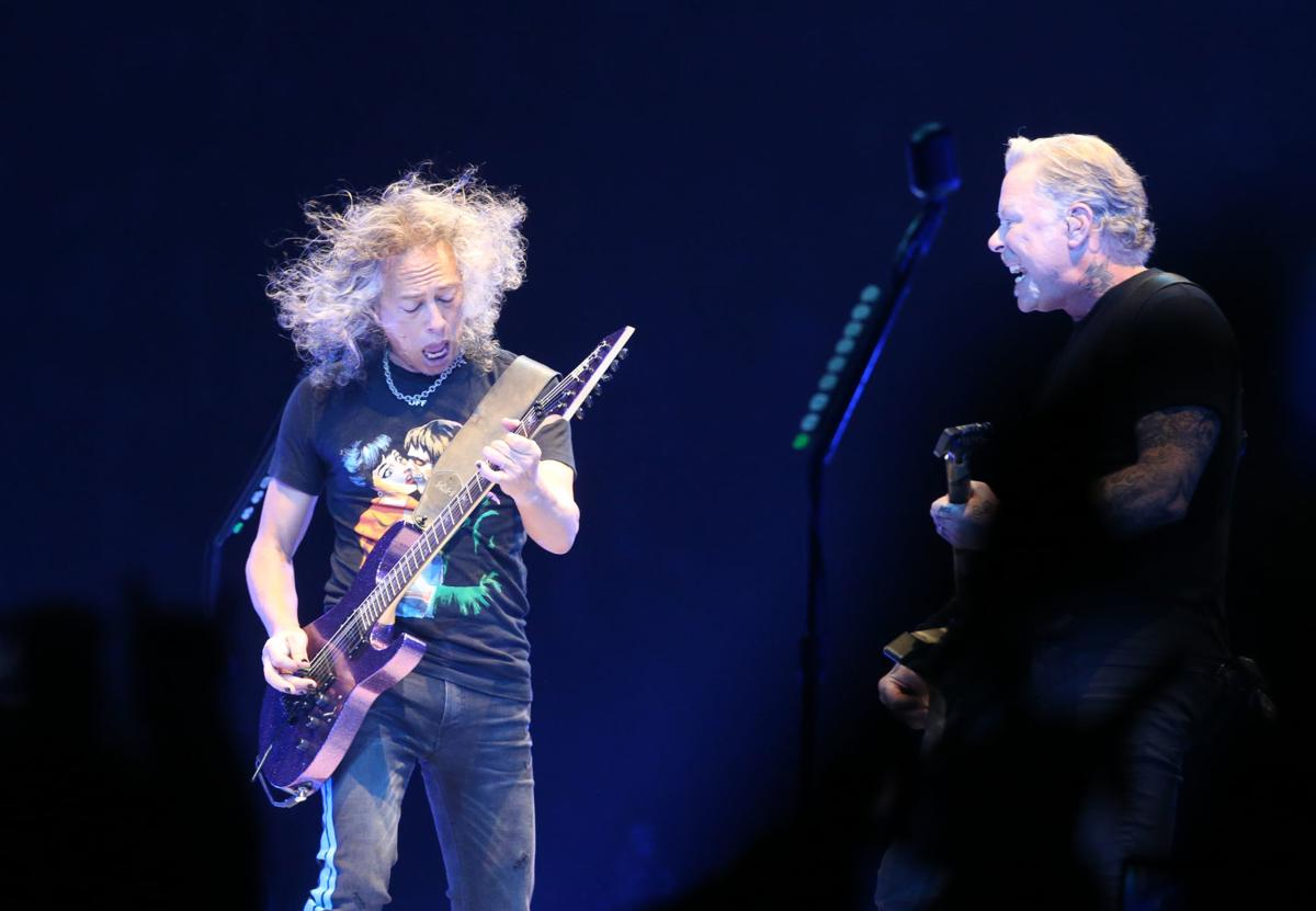 Review: Metallica sets BOK Center attendance record