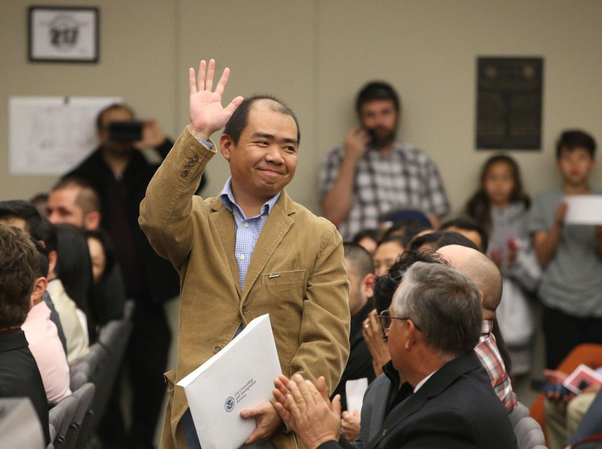 Now I have all the rights': New citizens welcomed in first Tulsa
