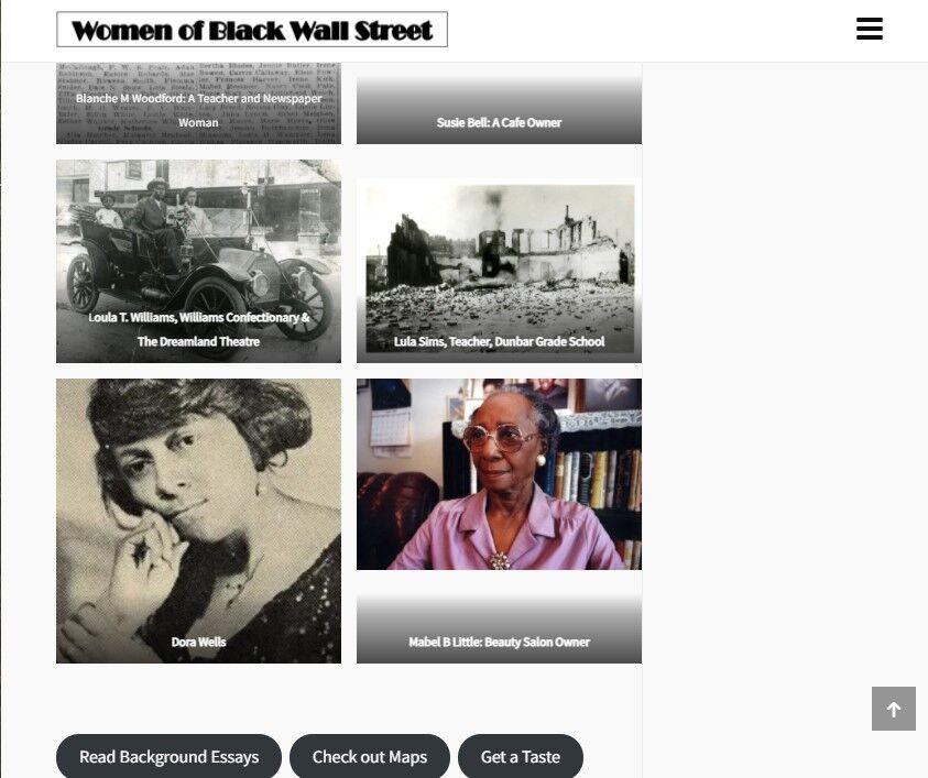 women of black wall street screenshot 1