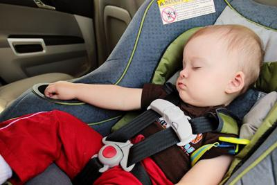 The New Car Seat Law Will Require Children Under 2 To Be In A Rear Facing FILE PHOTO