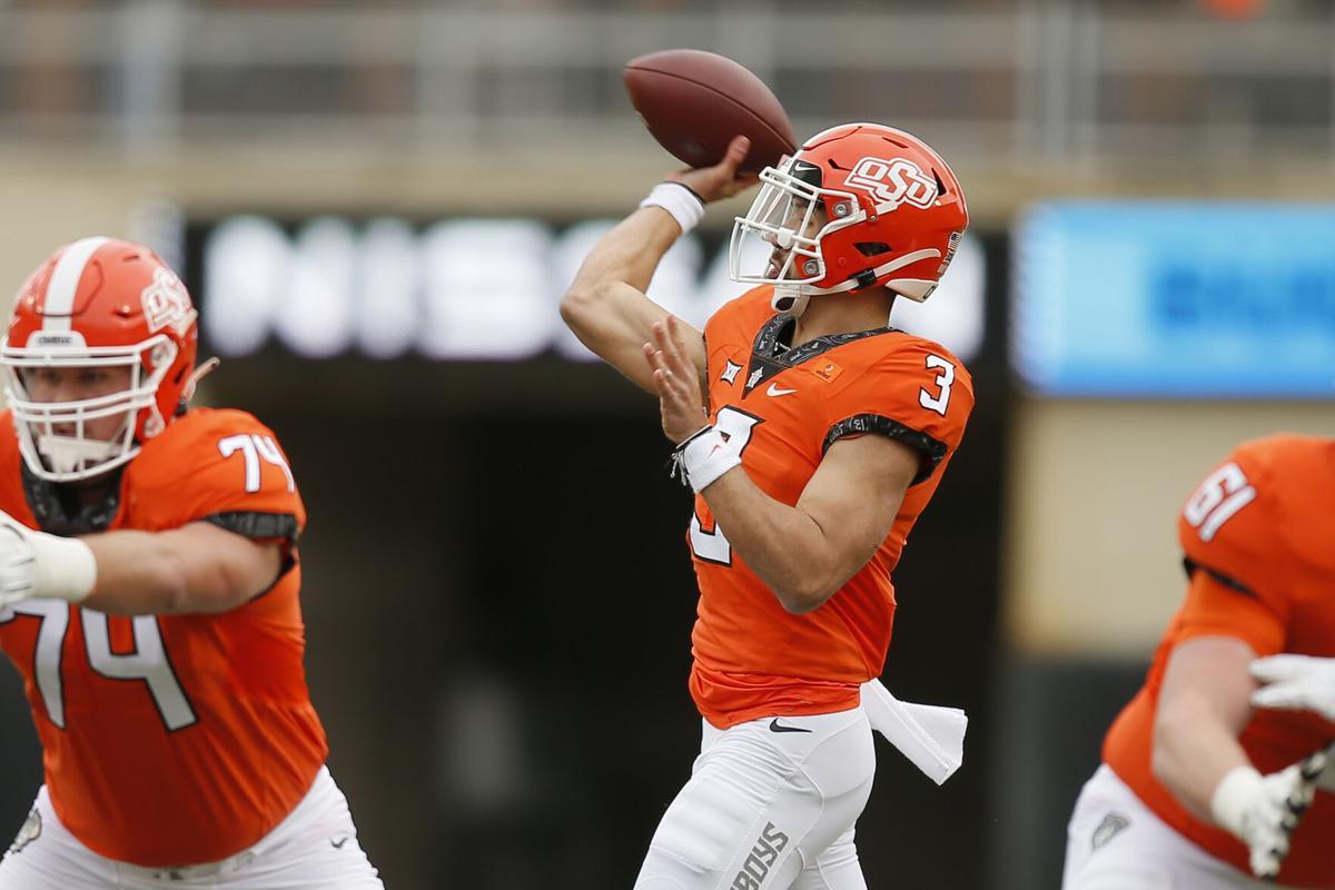 NCAA Football: Texas Tech at Oklahoma State (copy)