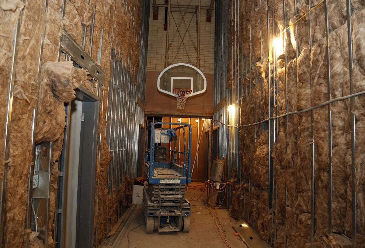 Former downtown YMCA building project incorporates old and new ...