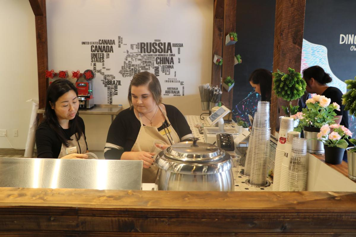 Ding Tea opens in Owasso offering Taiwanese-style boba, milk