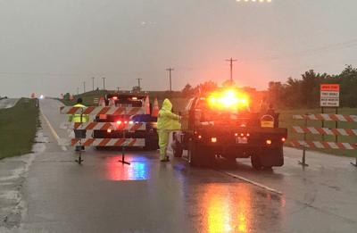 Update: Oklahoma 72 from East 201st South near Coweta is open