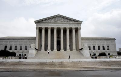 View of the Supreme Court on Tuesday, Sept. 25, 2018 in Washington, D.C. The Supreme Court ruled Tuesday states may not exclude religious schools from tuition grants that support other private schools.