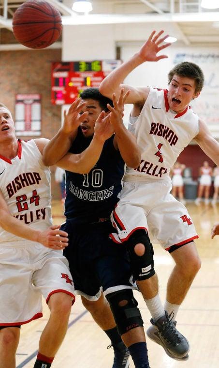 Bishop Kelley vs Nathan Hale High School Basketball