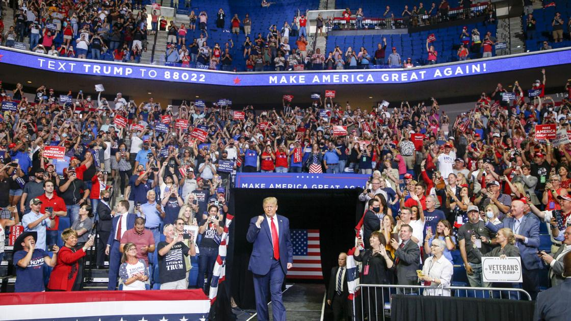 Trump leaves complicated Oklahoma legacy