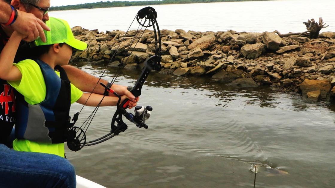Youth Bowfishing Championship June 23 at Fort Gibson Lake