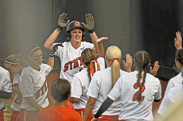 Former OSU softball player demands head coach's firing after learning her jersey was burned ...