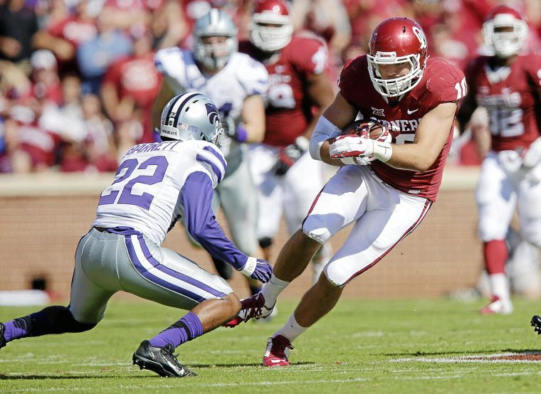 Photos from Oklahoma's Big 12 game against Kansas State ...