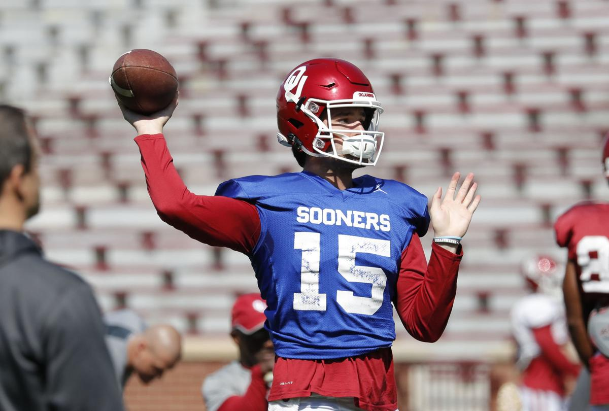 OU football: Spencer Rattler and Tanner Mordecai are the ...