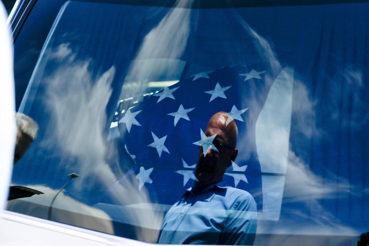 Photo gallery: Remains of USS Oklahoma sailor killed at Pearl Harbor