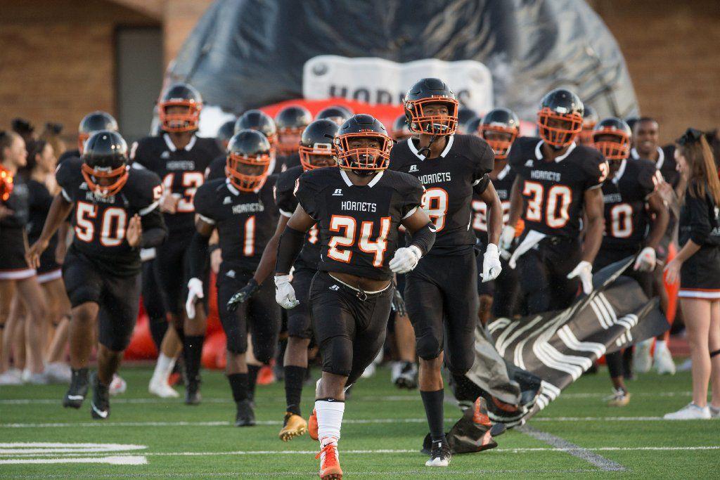 Oklahoma High School Football Rankings Week 5 Gallery