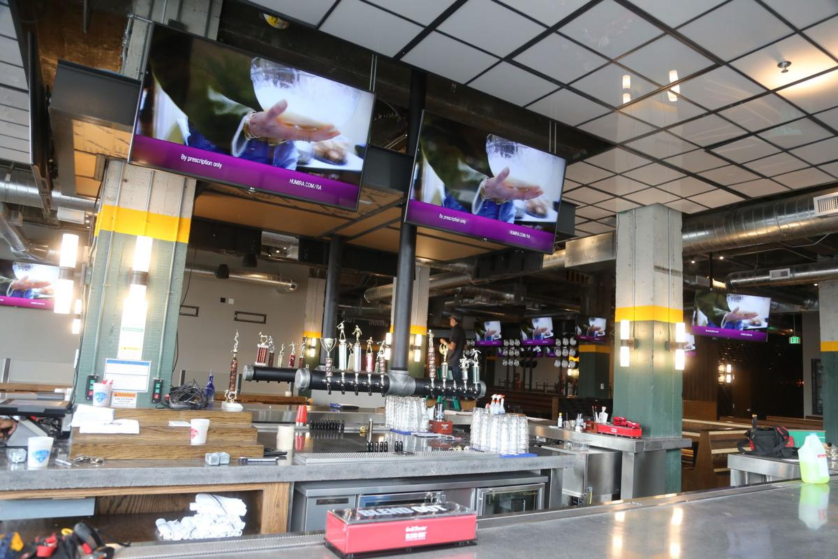 Table talk elgin park brewpub and sports bar to open soon for Nfpa 72 99 table 7 3 2