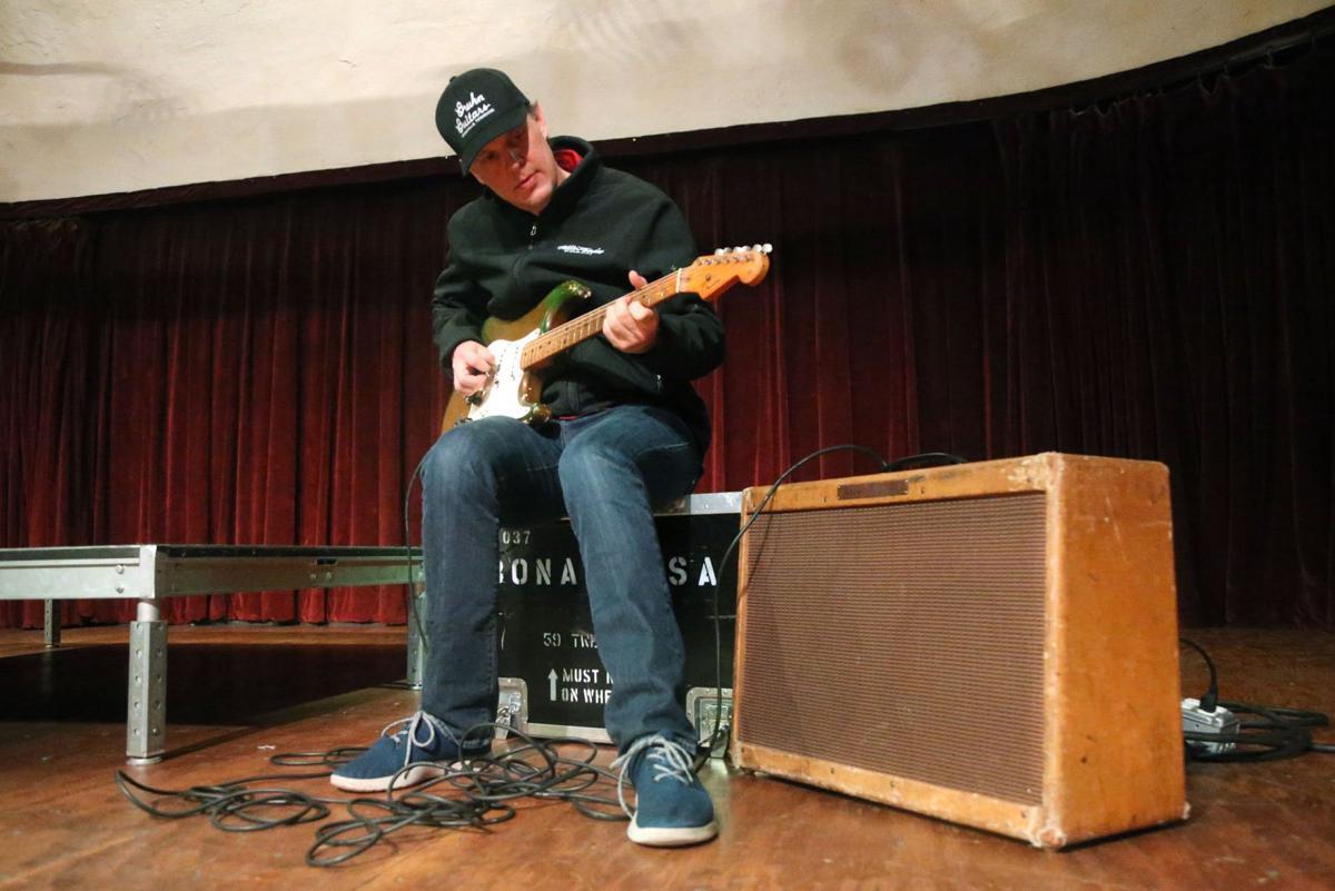 guitarist joe bonamassa brings texas playboys guitar back to cain 39 s ballroom lifestyles. Black Bedroom Furniture Sets. Home Design Ideas