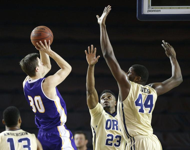 Oral Roberts Mens Basketball 47