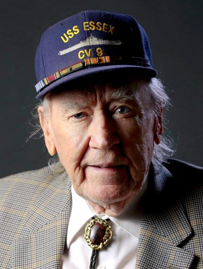 Bill Ryan, noted Tulsa architect and World War II veteran